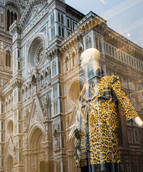 The Insider's Guide To Shopping In Florence