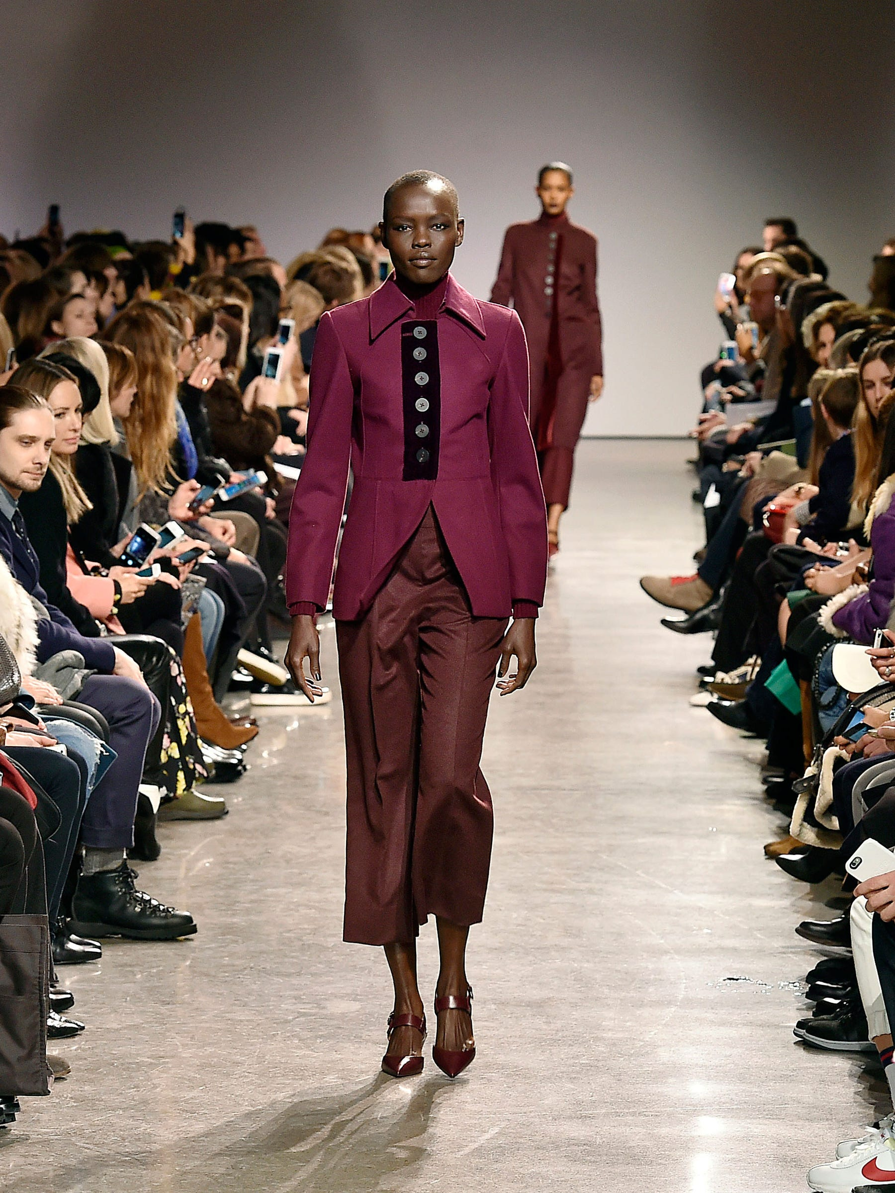 To acquire Week fashion spring diversity report picture trends