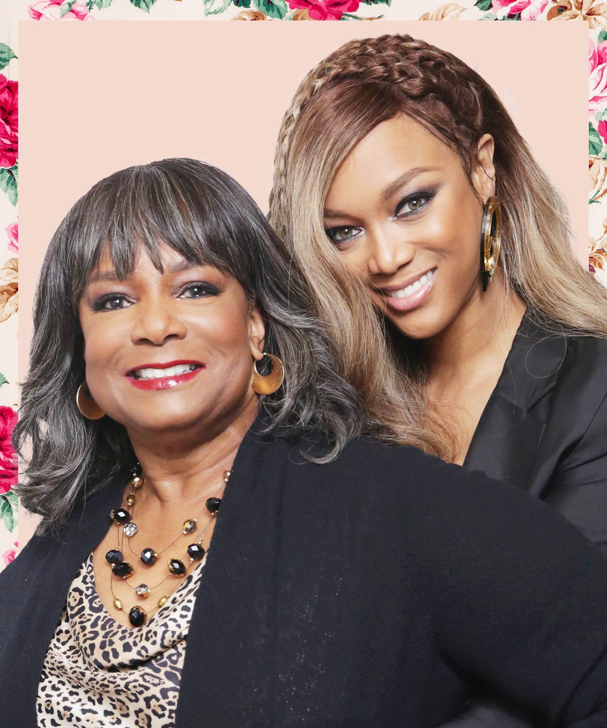 tyra banks & mom talk plastic surgery & life size 2