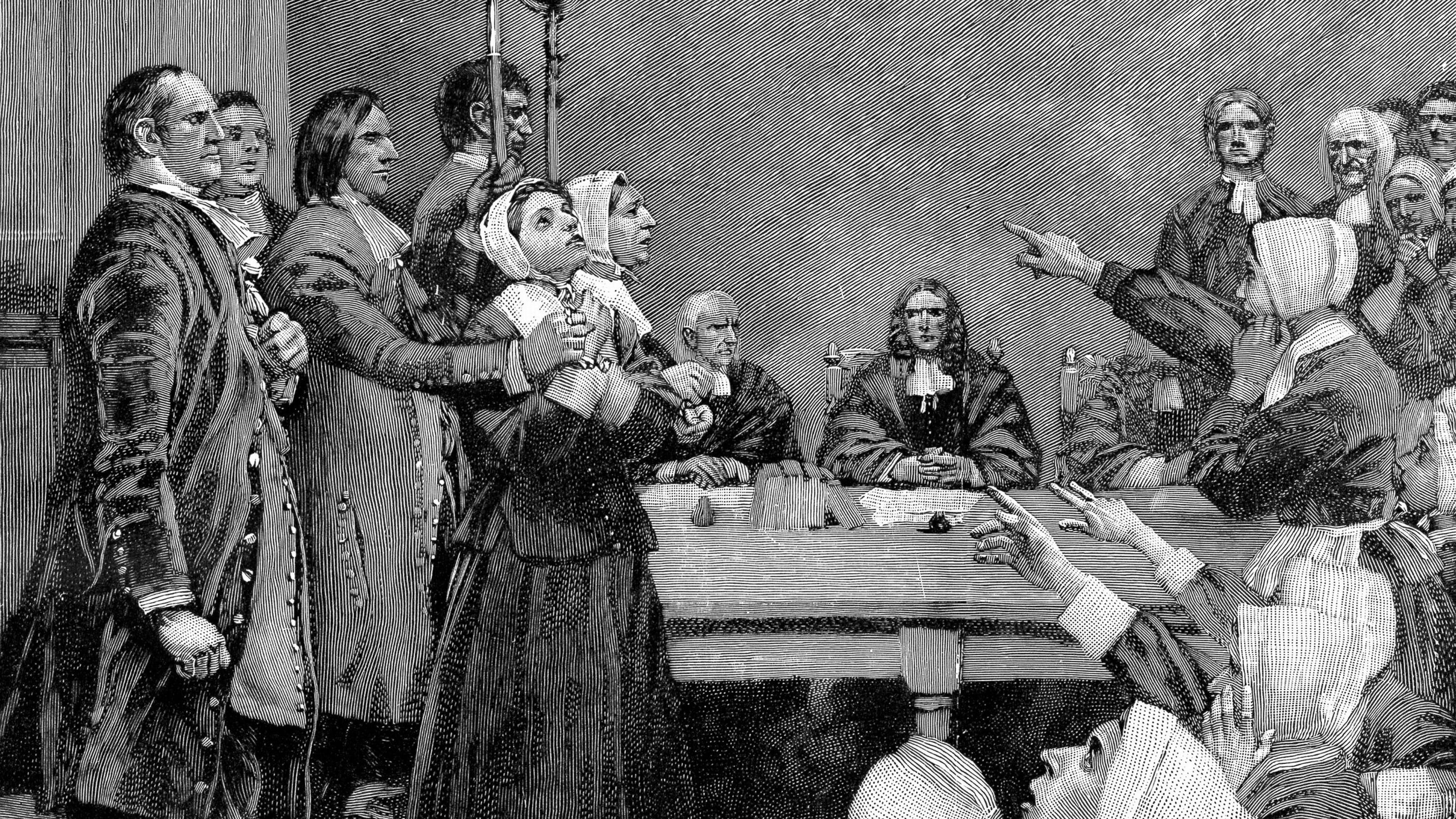 Get Ready For Halloween With Unobscured, The New Podcast On The Salem Witch  Trials