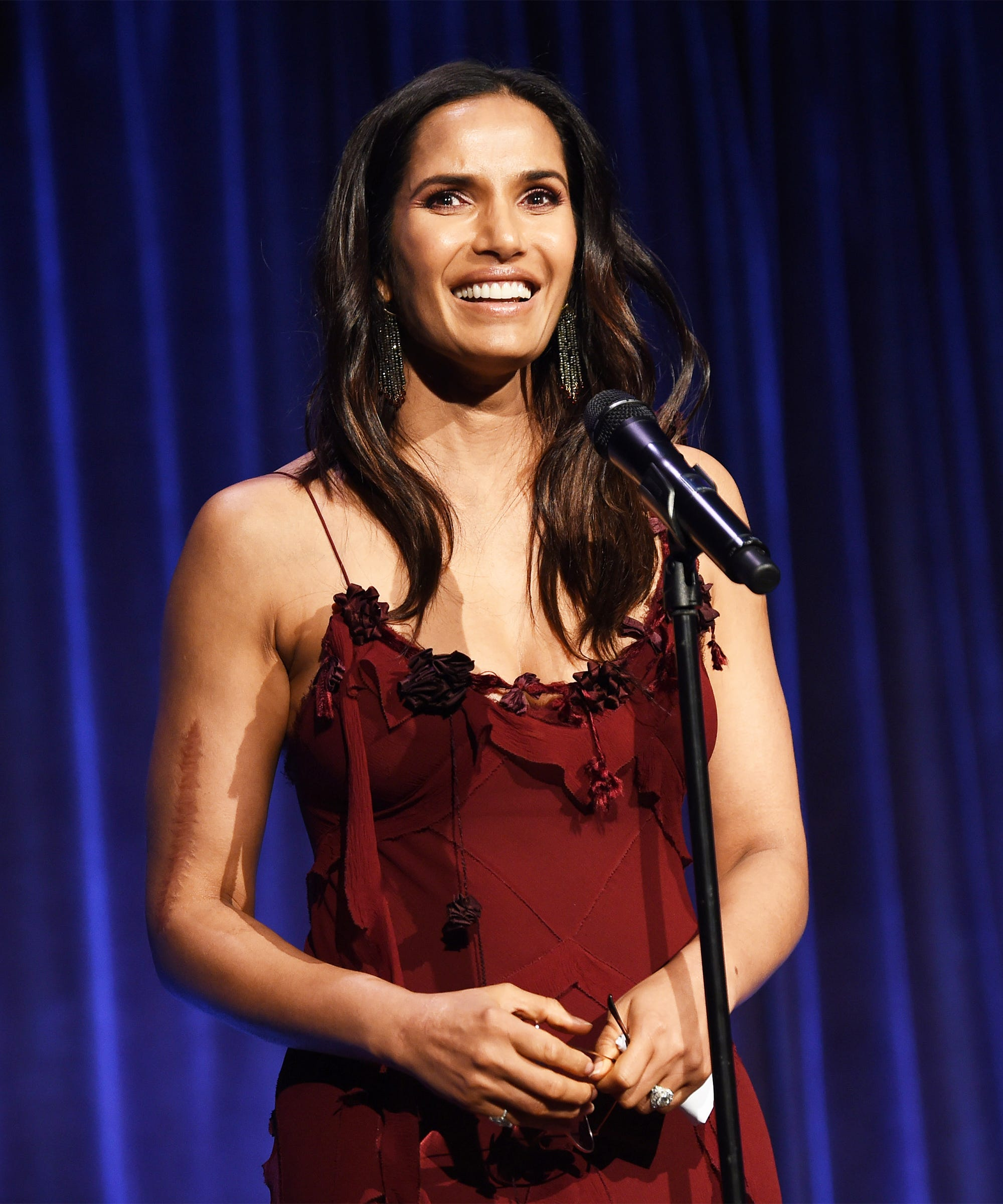 Padma Lakshmi Was One Of The First Celebs To Raise Endometriosis Awareness. Now She Asks: What's Next?