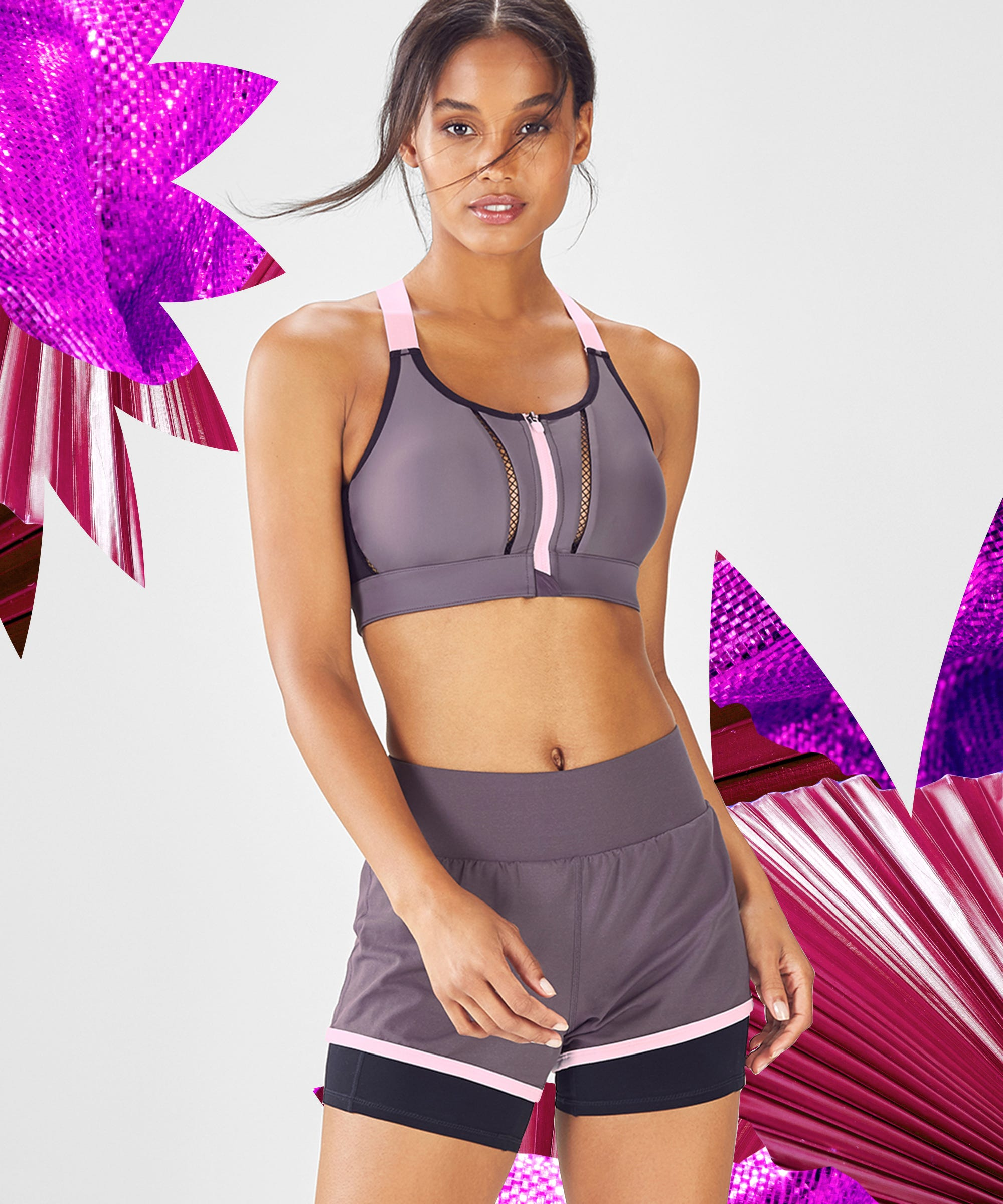 04737bae3ca1e Fabletics Sports Bra Review - Running   Workout Test