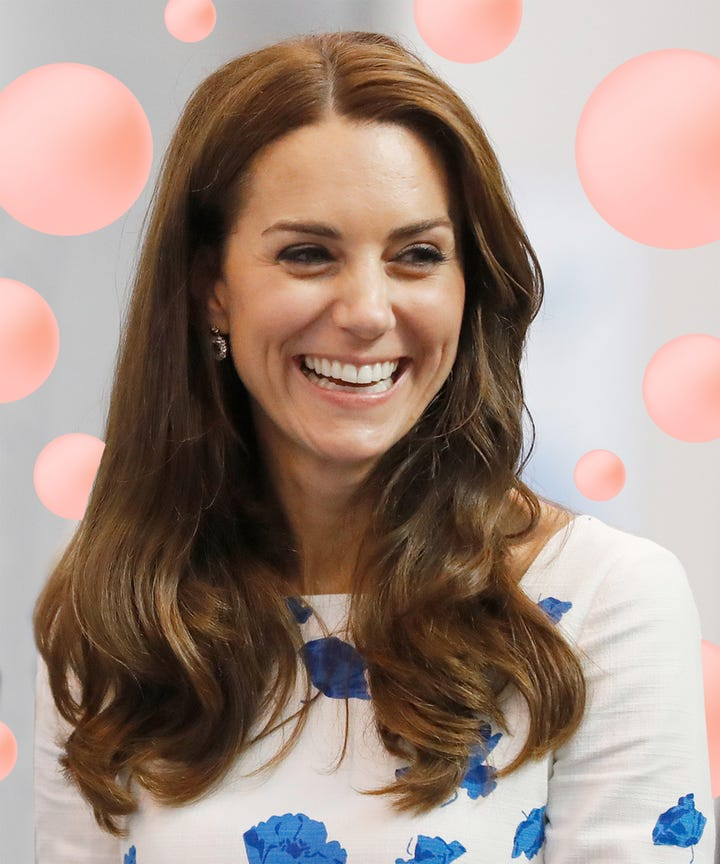 Kate Middleton Hair Makeup Routine Favorite Products