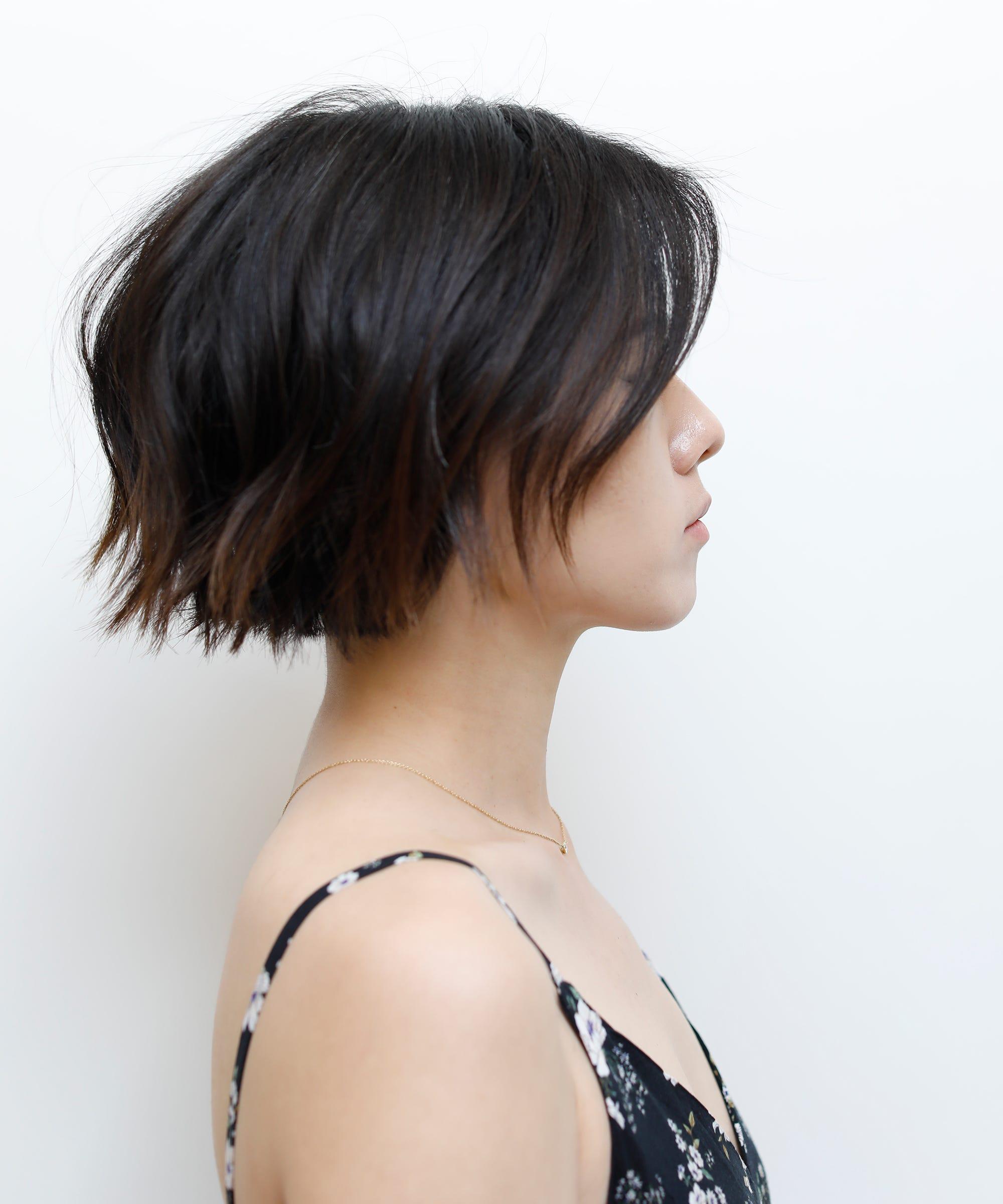 La hair trend parallel undercut thick hair technique solutioingenieria Images