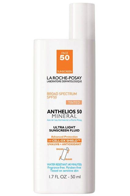 spf for acne prone skin