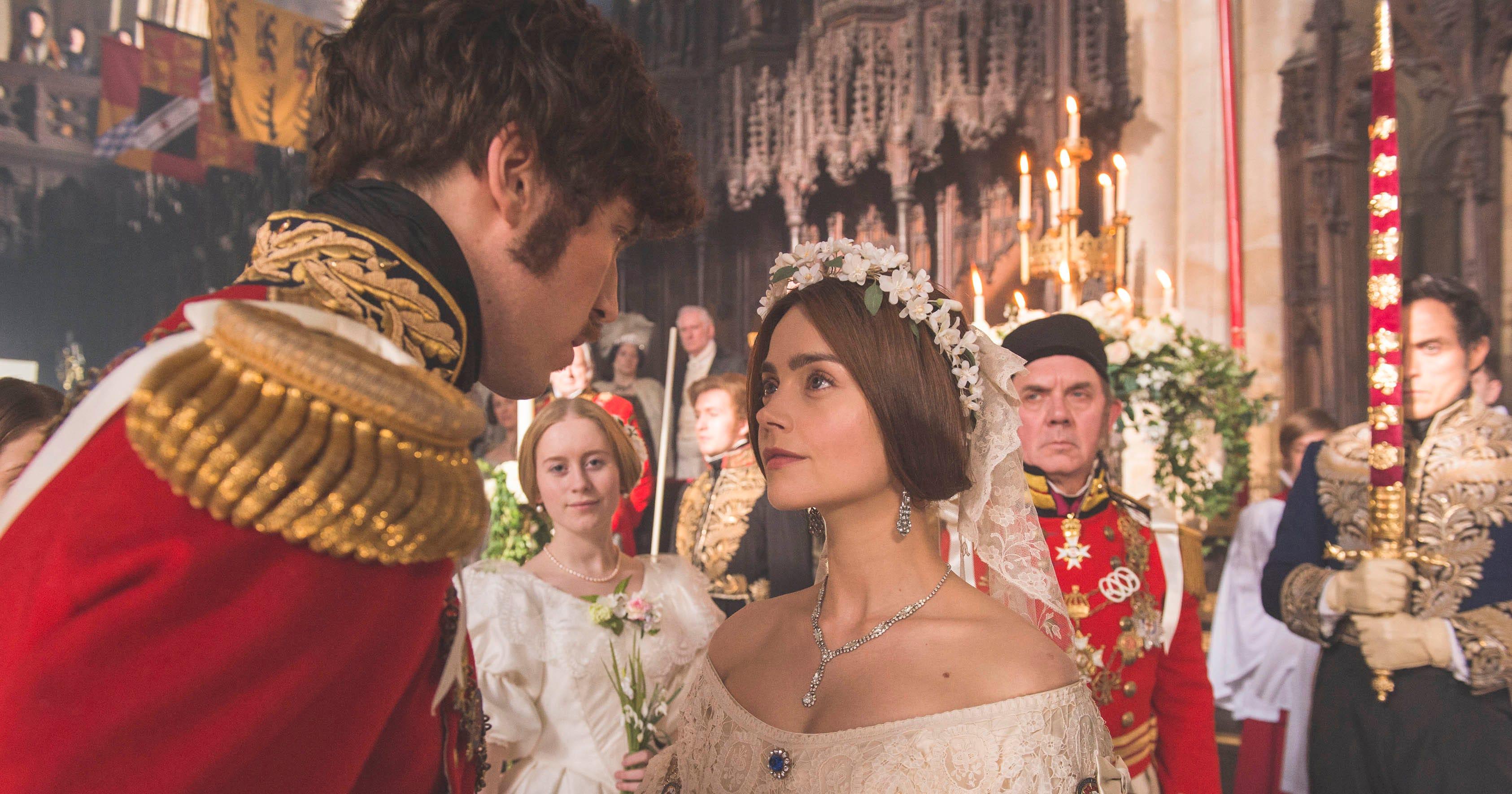Victoria Season 1 Episode 4 Recap: Nice Day For A White Wedding