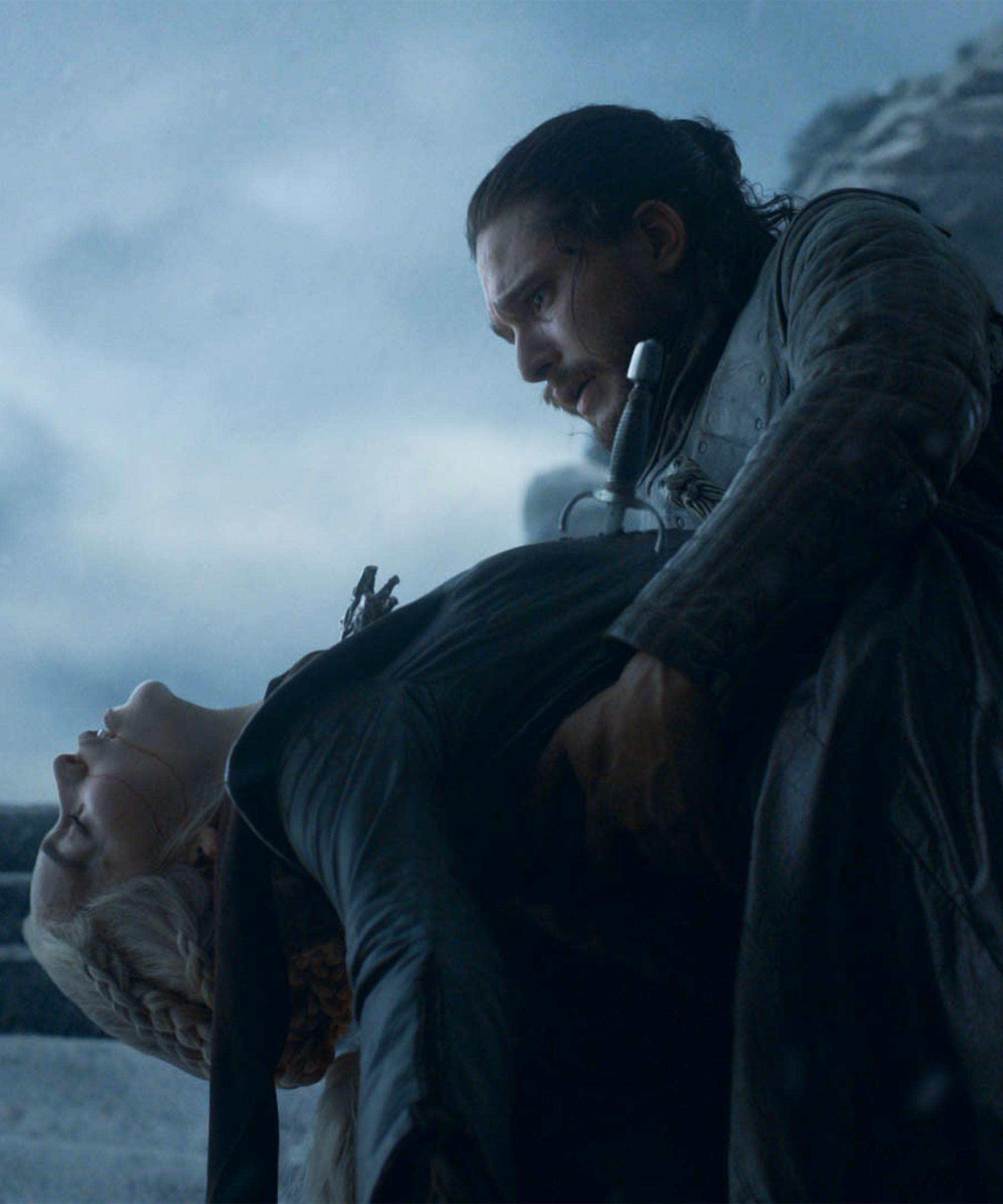 Kit Harington Was As Dramatic As Us About All Of Game Of Thrones' Season 8 Shockers