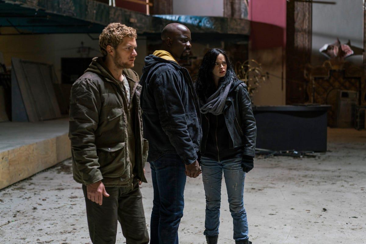 Marvel The Defenders Season 1 Recap Episodes Netflix