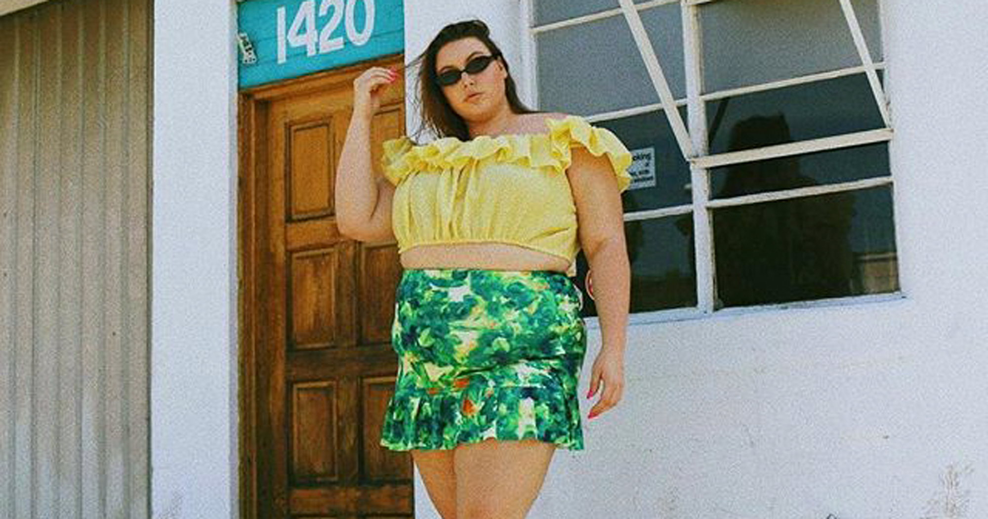 c9716aa4aaefa6 How To Shop For A Crop Top When Youre Plus Size