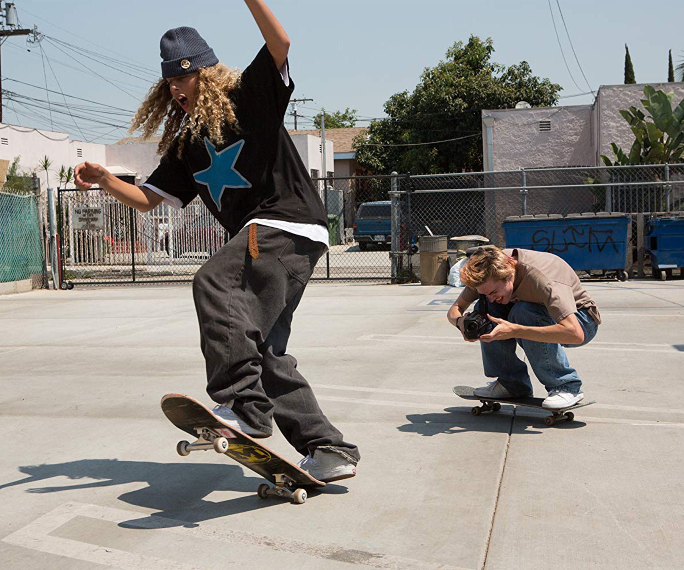Guide to being a hardcore skater