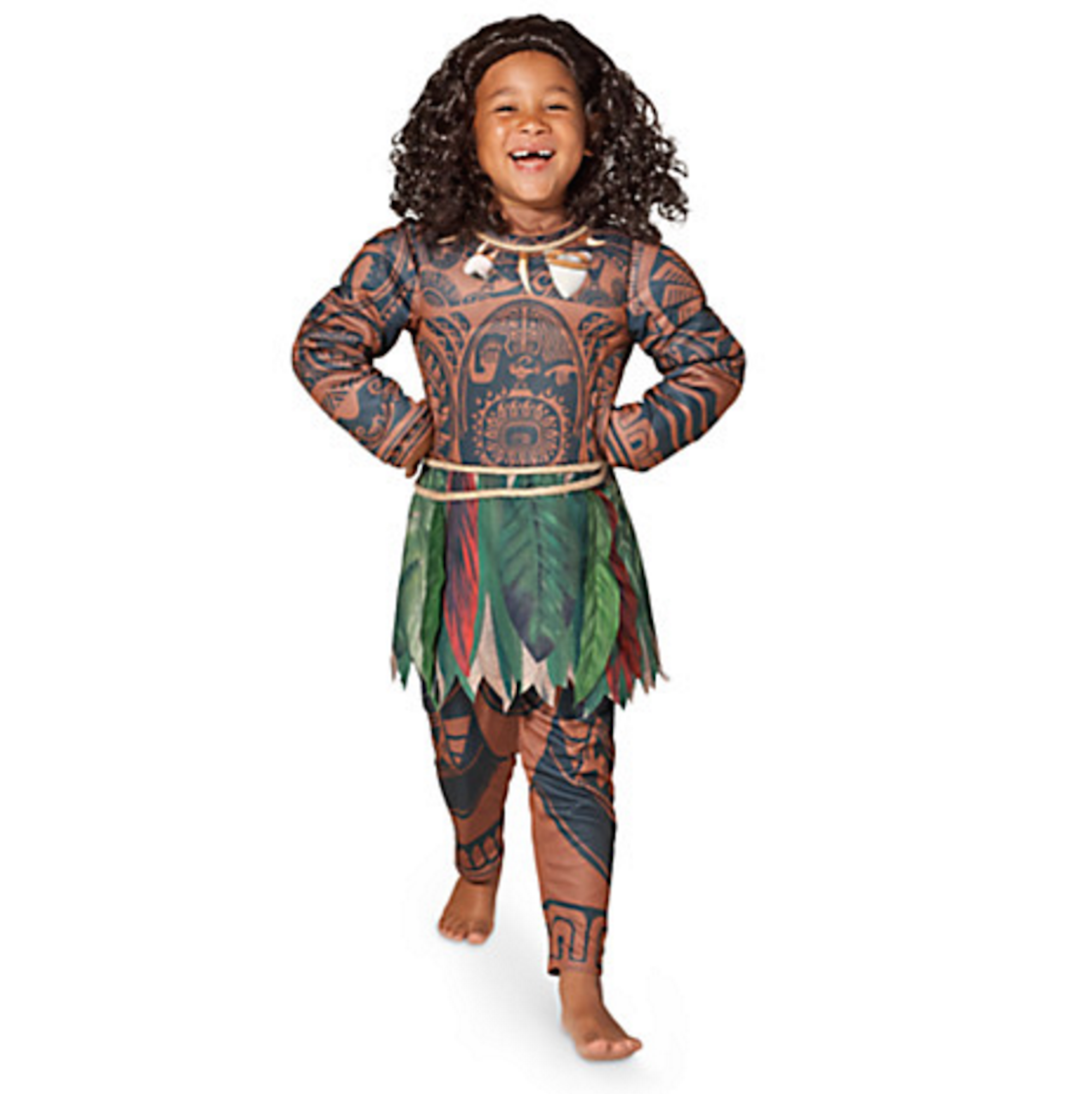 disney racist moana maui the rock halloween costume