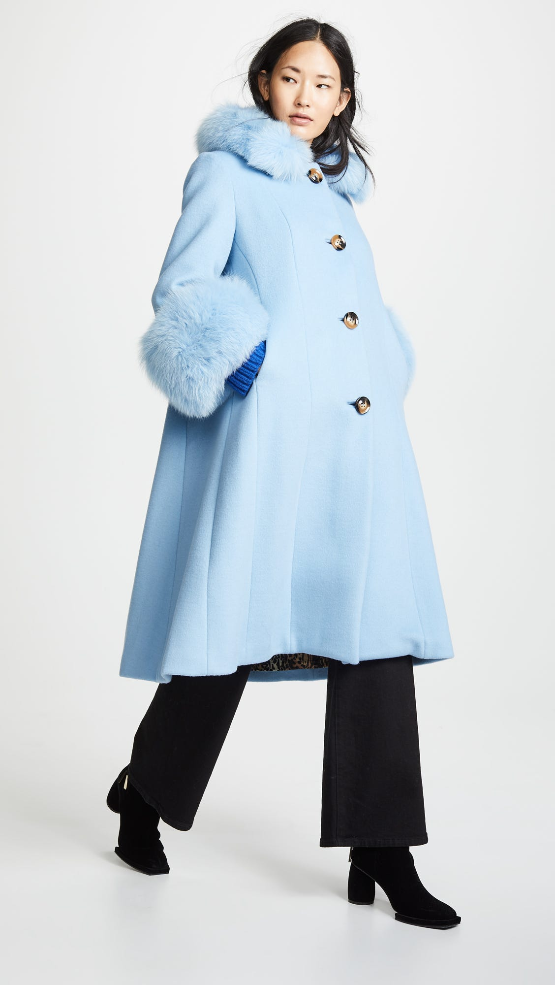 cafd2c459 Best Warm Dressy Winter Coats, Evening Jackets 2018