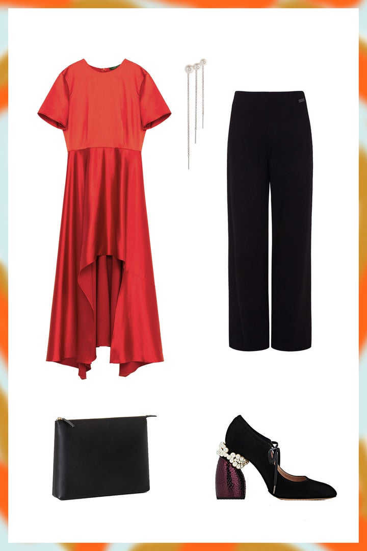 Wedding Pant Outfits Formal Trouser Styles Culottes