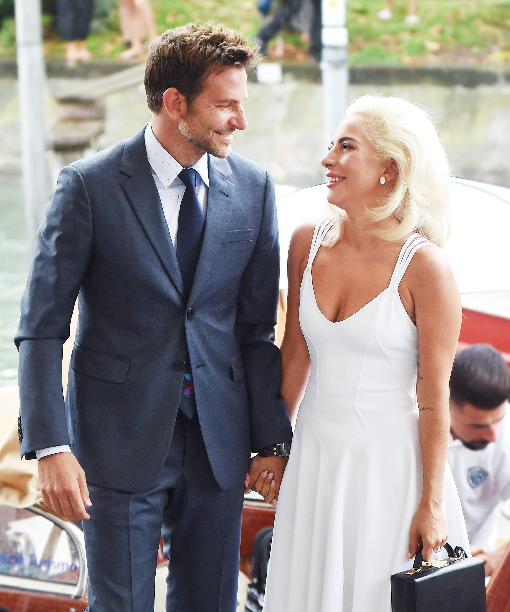 """Bradley Cooper Reportedly Hasn't """"Spent Any Time"""" With Lady Gaga Since The Oscars"""