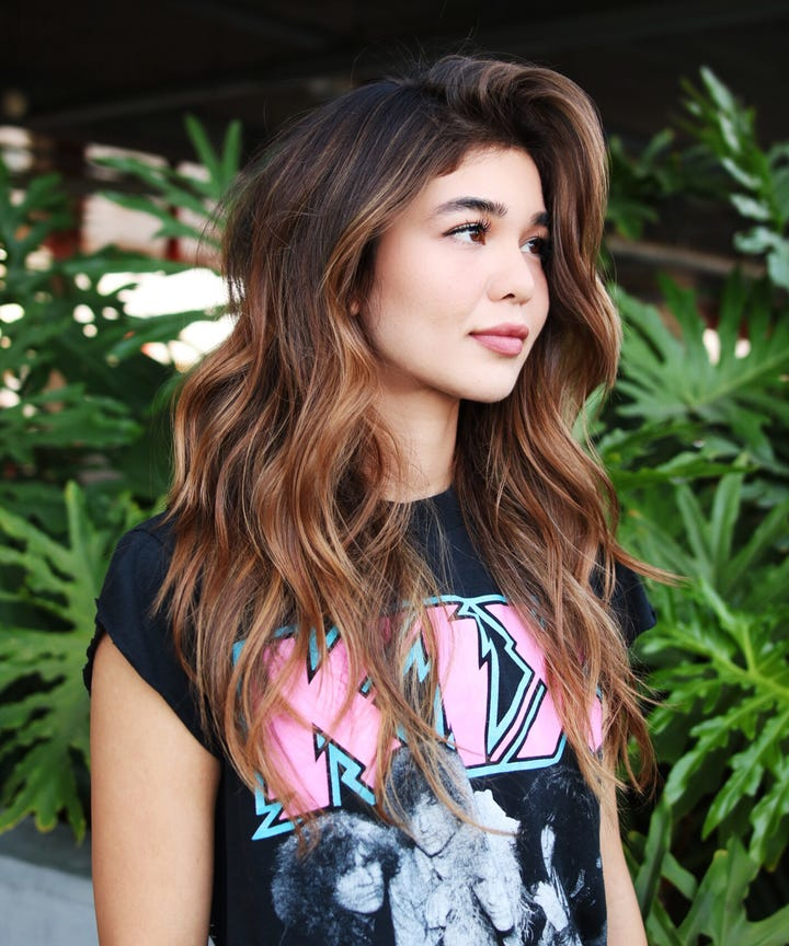 La Fall Hair Trends Best Colors Hairstyles Photos
