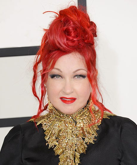 Cyndi Lauper Shes So Unusual Album Cover Anniversary