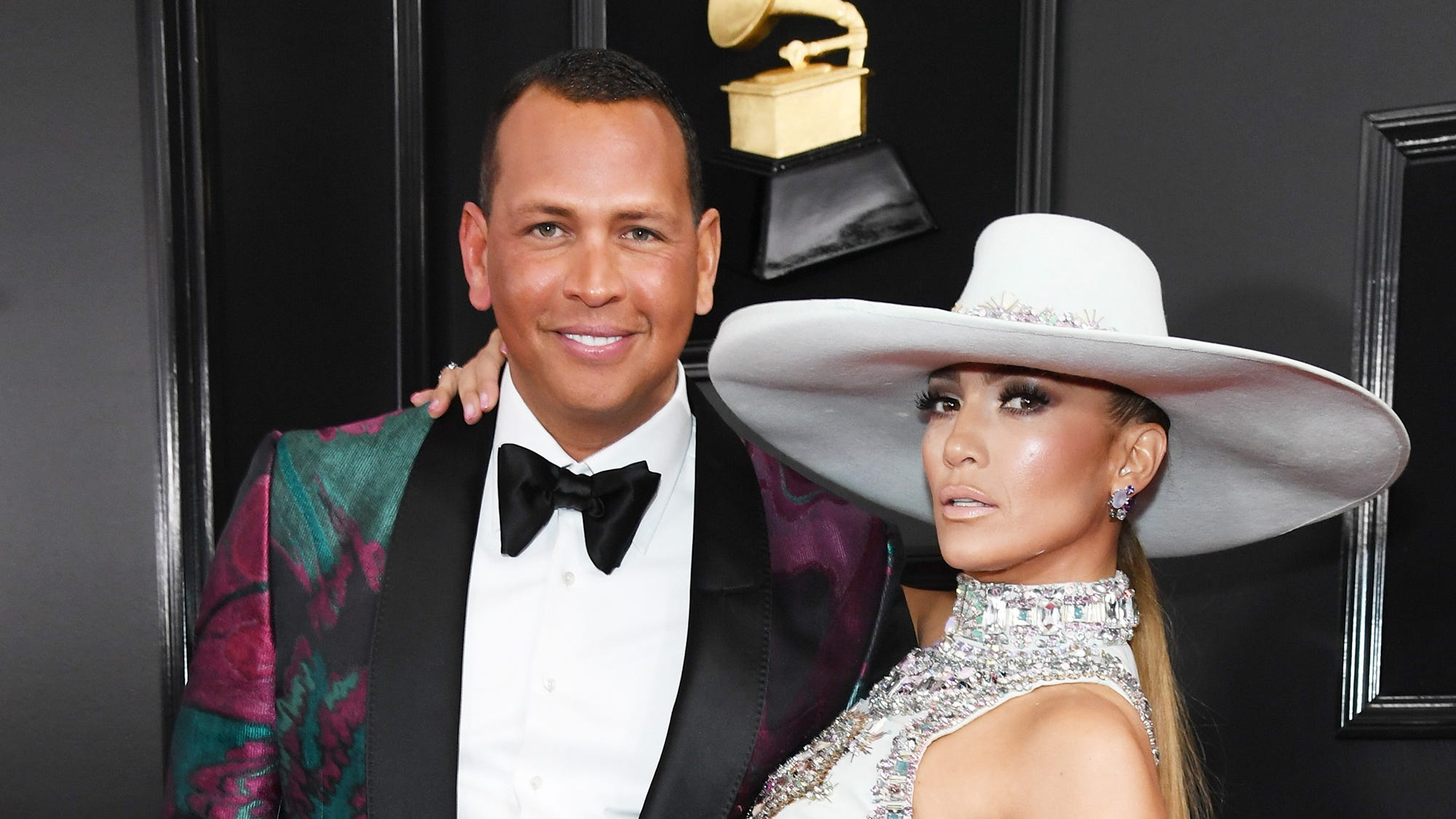 A  Rod Continues To Be The Best Instagram Boyfriend For J  Lo At The Grammys