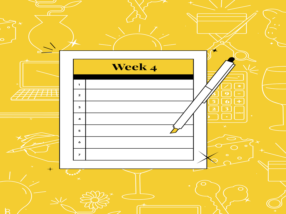 Tune In For Week 4 Of The Money Diaries Savings Challenge & Save More Than $600
