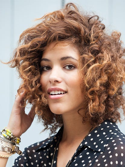 DIY No Heat Curls - How To Get Curly Hair