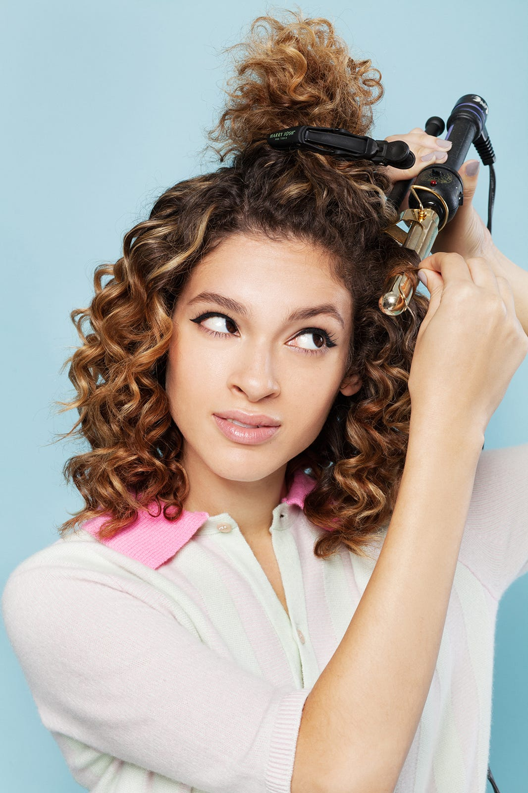 Fun Haircuts For Curly Hair tutorials hairstyle