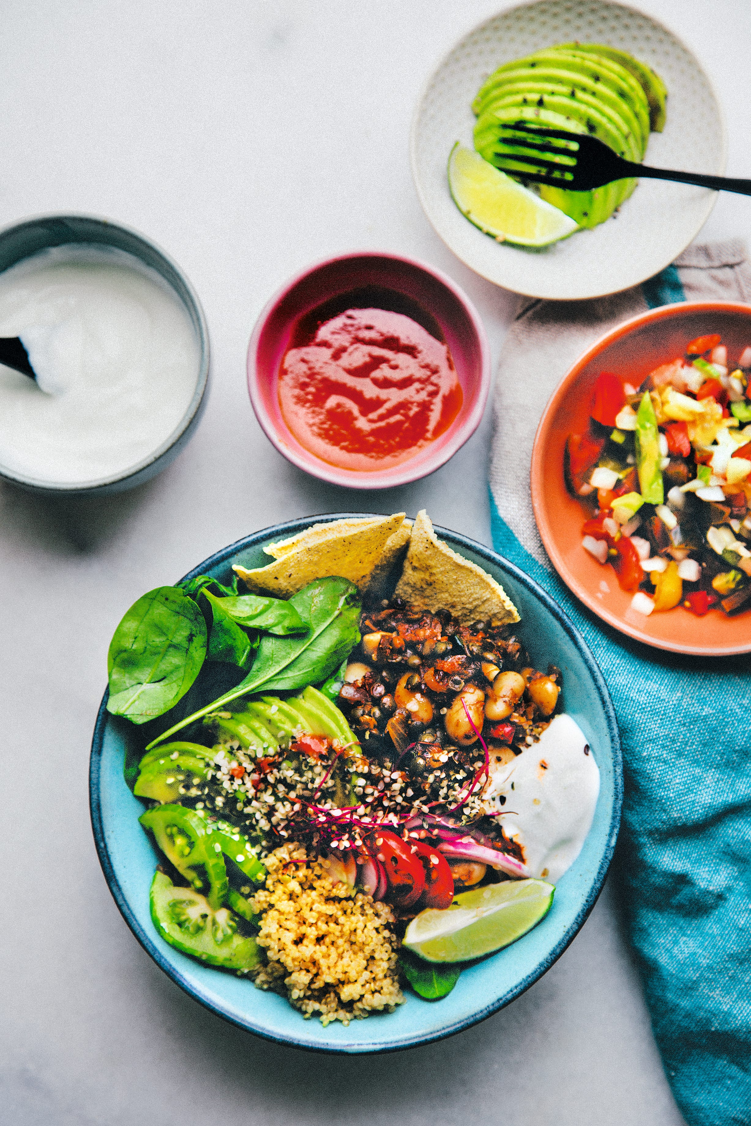 Make Healthy Comfort Food Magic With These 3 Easy Bowl Recipes