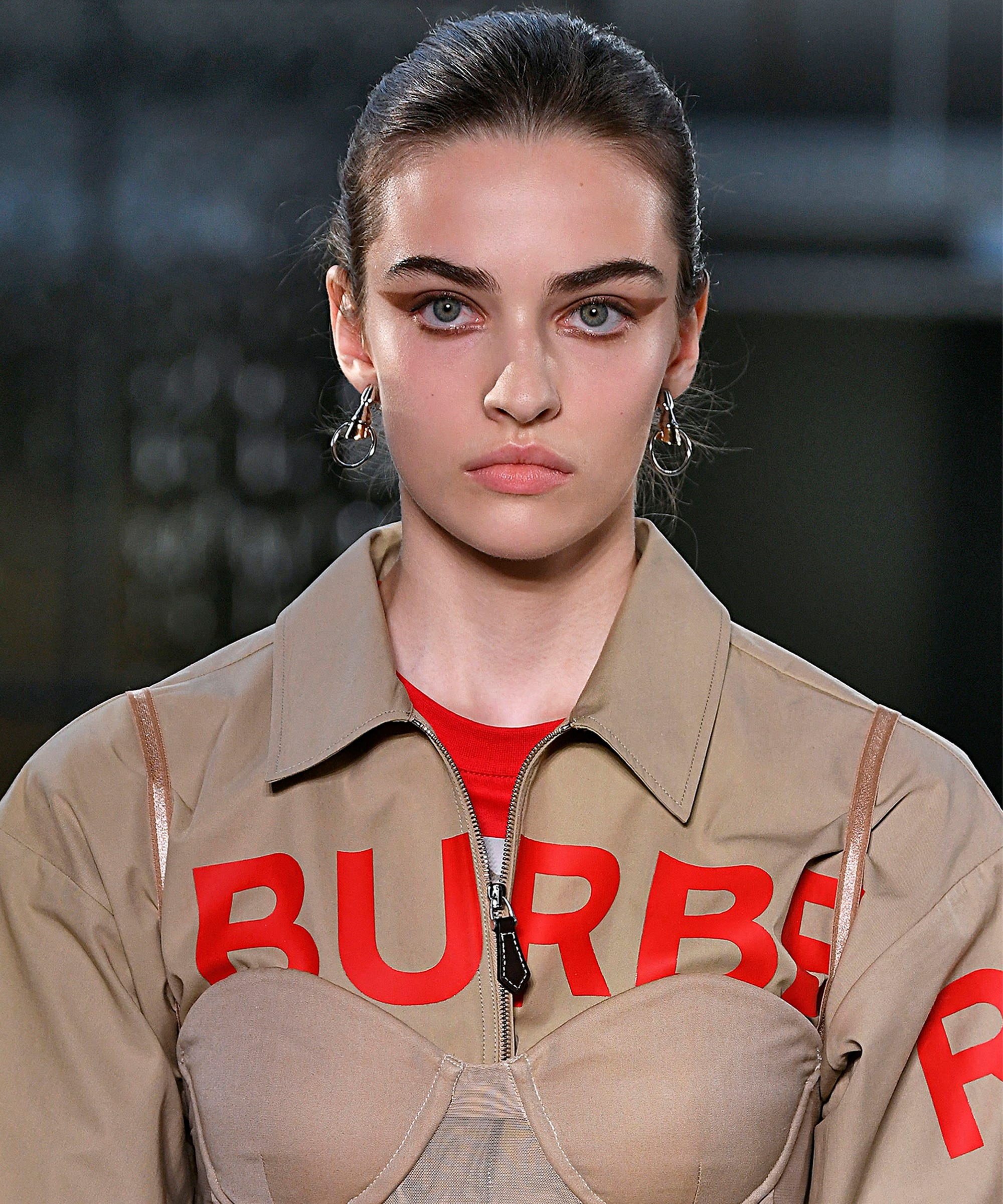 e01167691a696 7 Things To Know About Riccardo Tisci s Big Burberry Debut