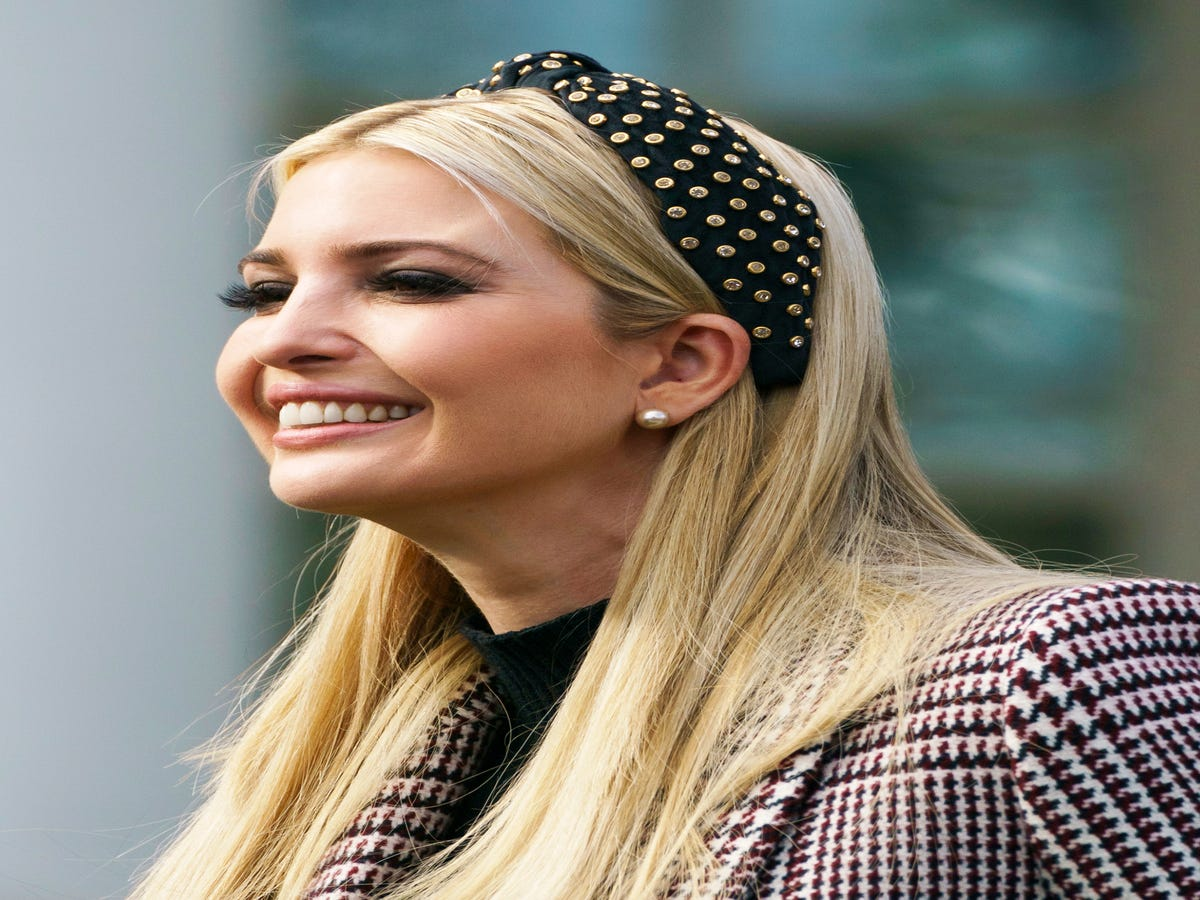 Ivanka Trump s Forbes Ranking Proves The Power Of Her Carefully-Crafted Brand