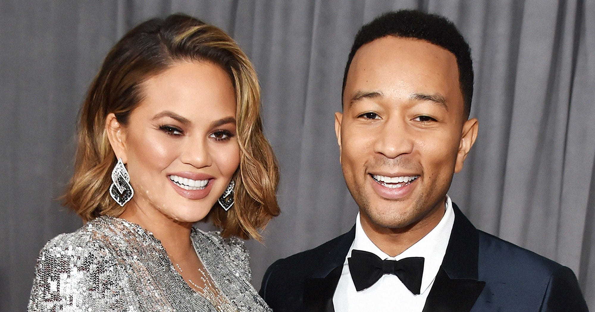 Chrissy Teigen Shares The First Photo Of Baby Miles
