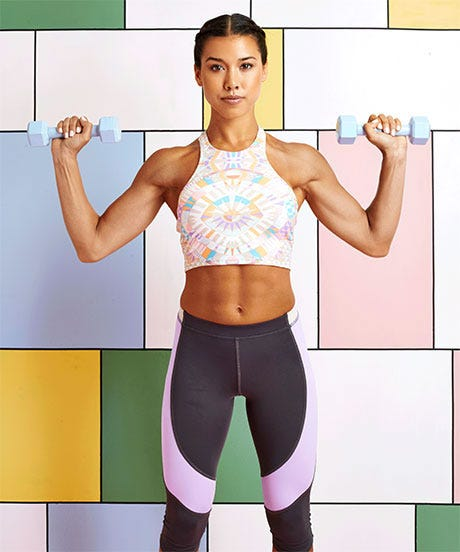 This 30-Day Arm Workout Challenge Will Transform Your Upper Body