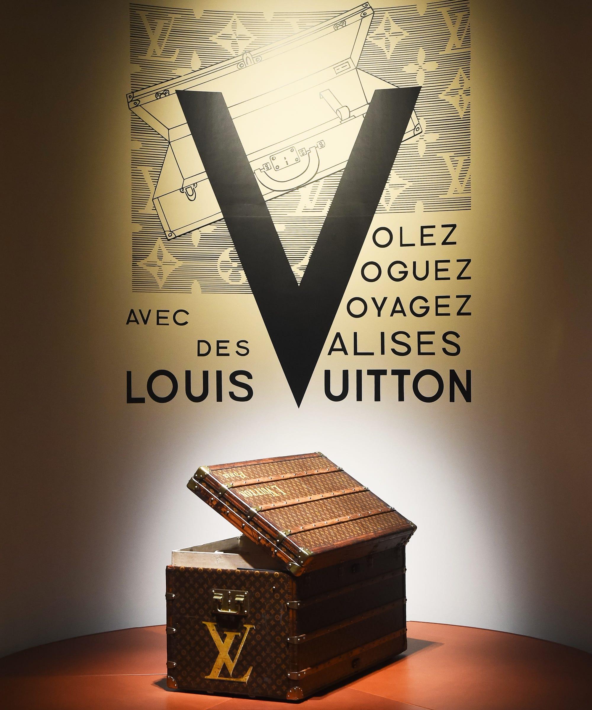 5827c78d0635 Louis Vuitton Unpacks Its First Exhibit In New York City