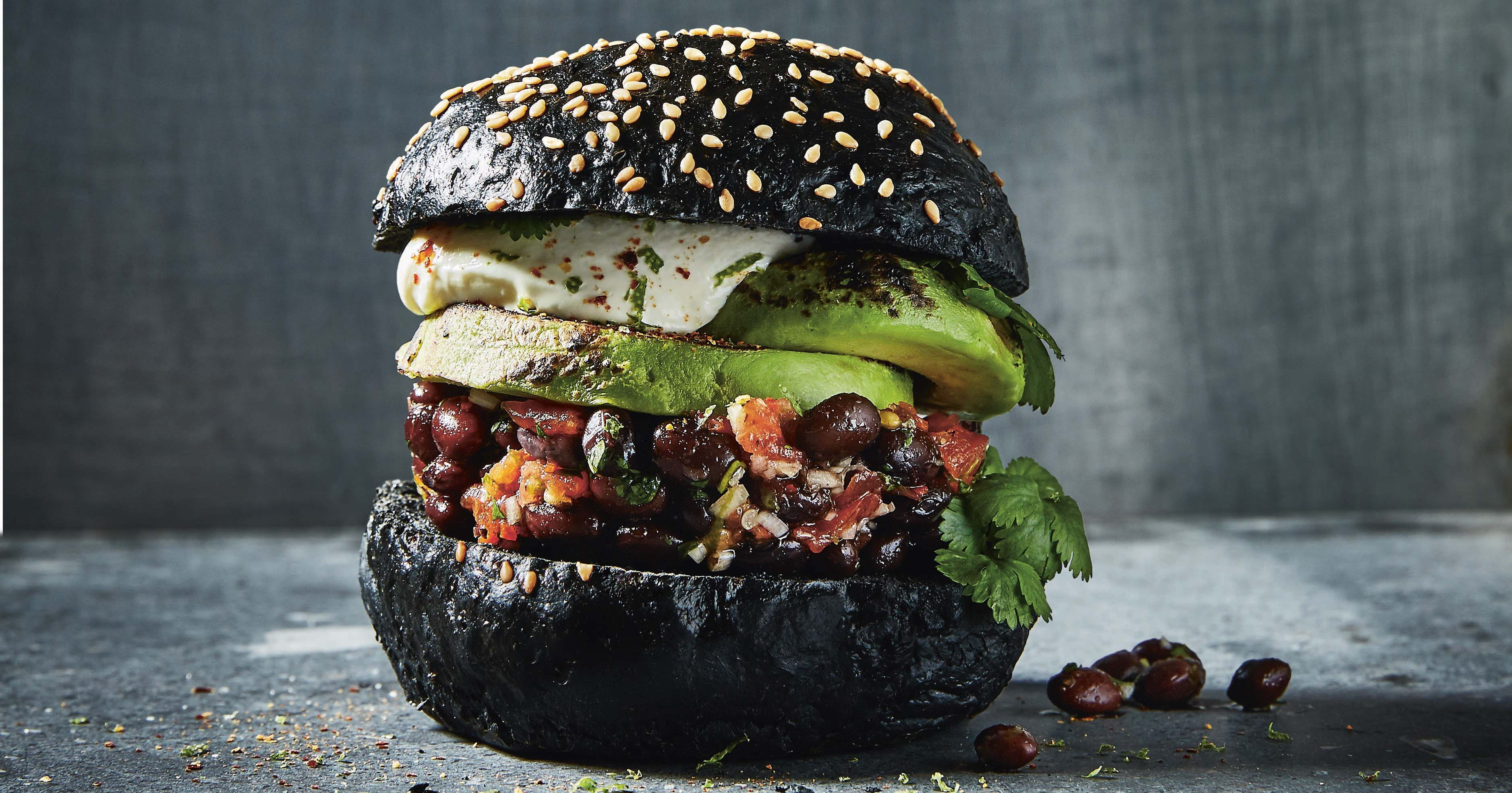 We Had No Idea Veggie Burgers Could Be This Good