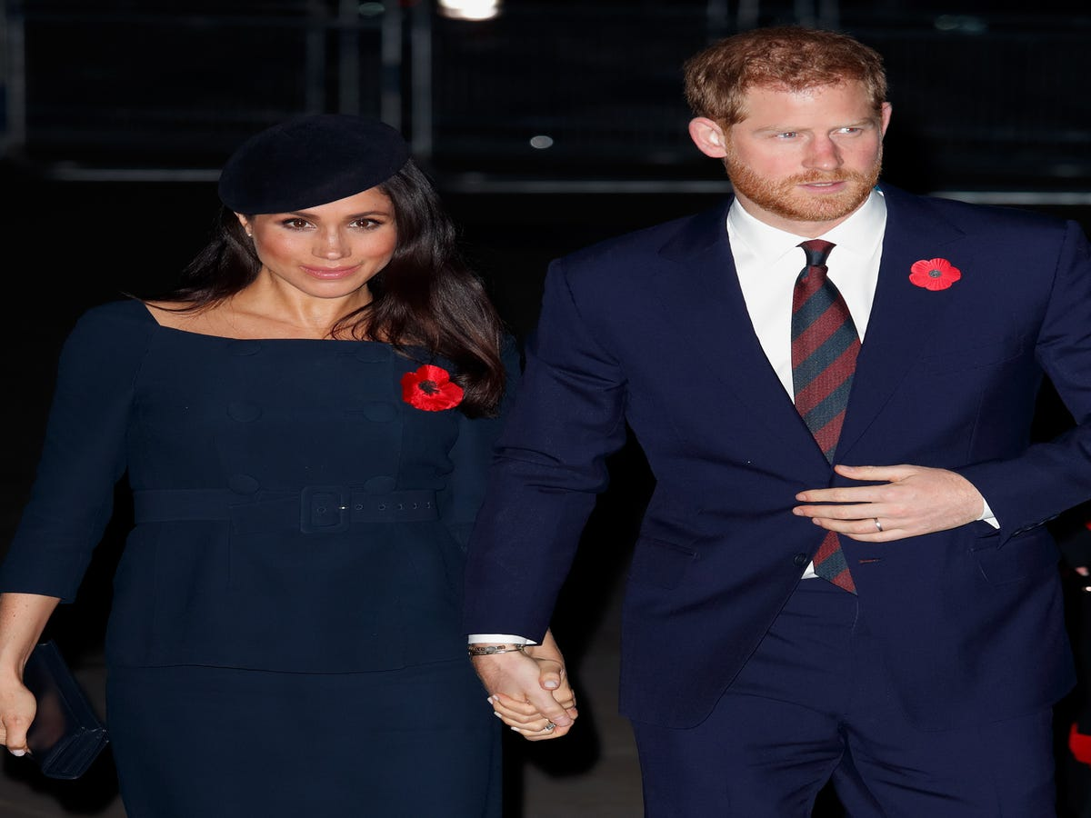 Prince Harry & Meghan Markle Are Moving Out — & The Royal Rumors Are Wild