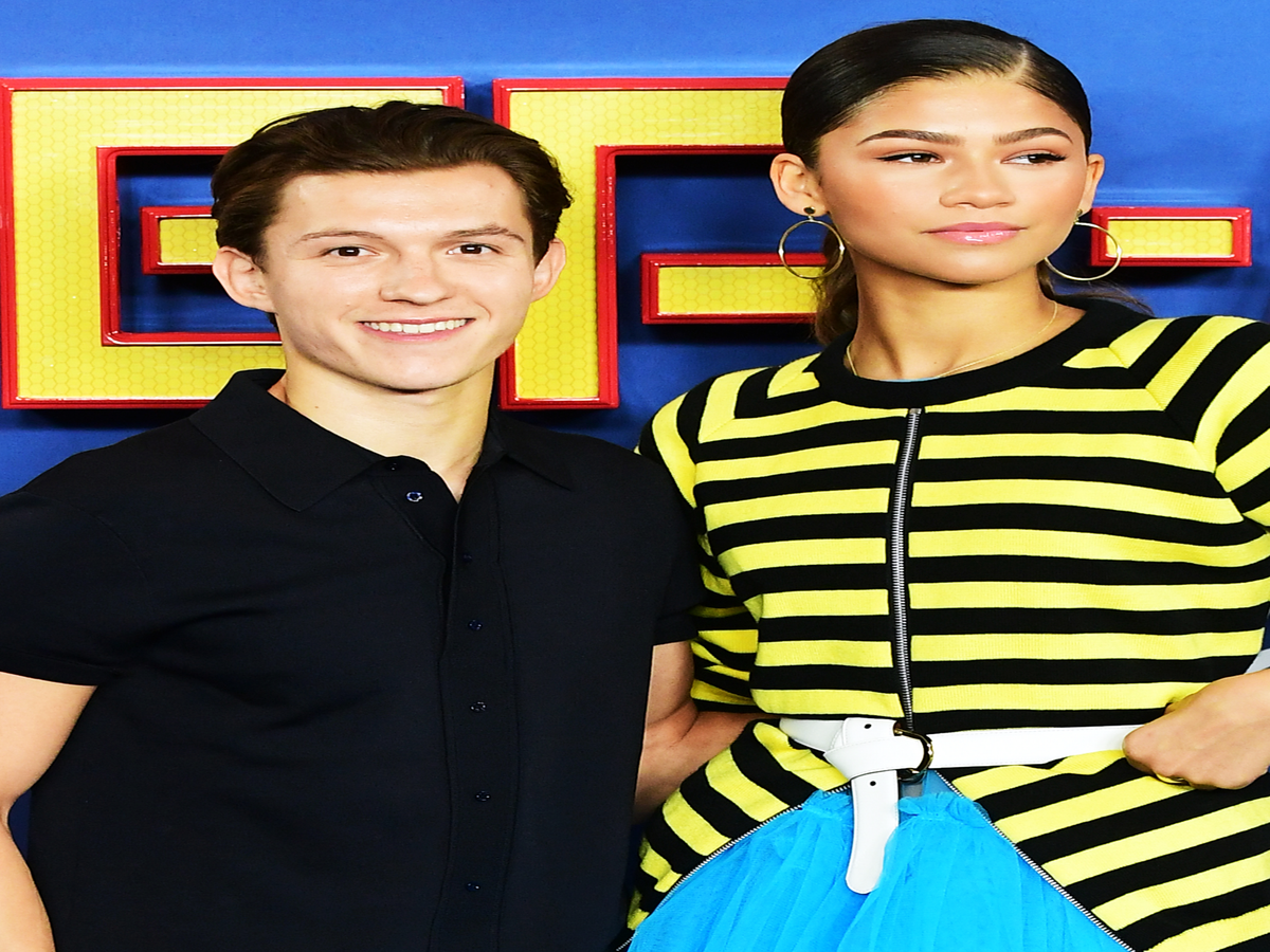 Tom Holland & Zendaya Are Reportedly Dating, Because It's Basically The Spider-Man Rules