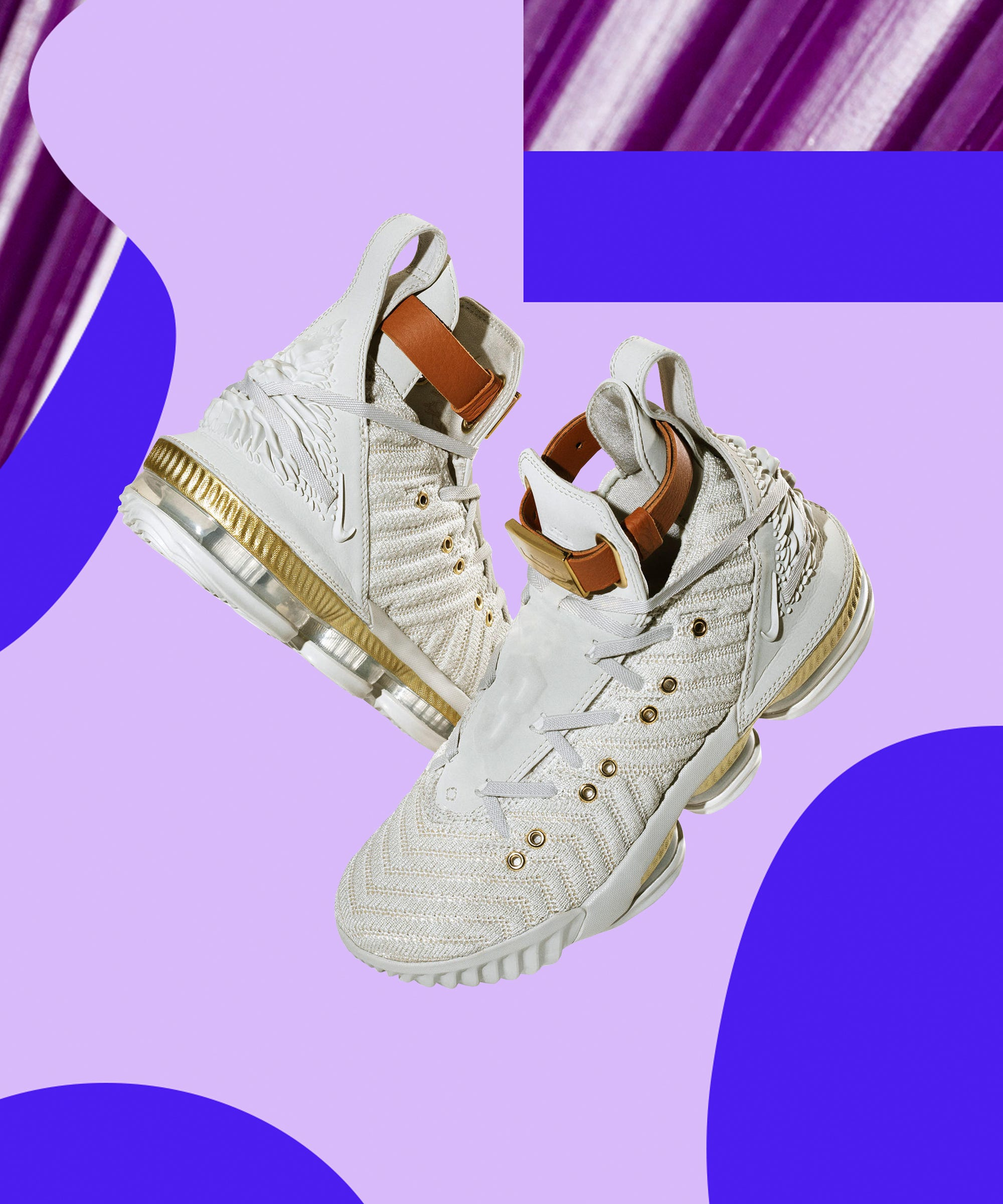 sale retailer 87c45 8cbdb How To Shop LeBron James First Female Designed Sneaker