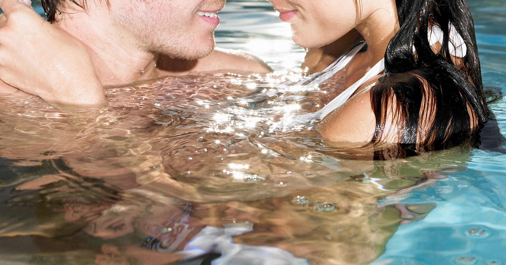 8 Underwater Sex Tips You Should Know Before You, Um, Dive In