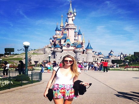 What People Wear To Disney Parks Around The World