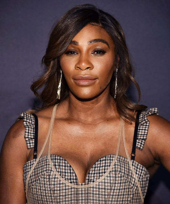 Gq Just Named Serena Williams Woman Of The Year People Are Really Upset