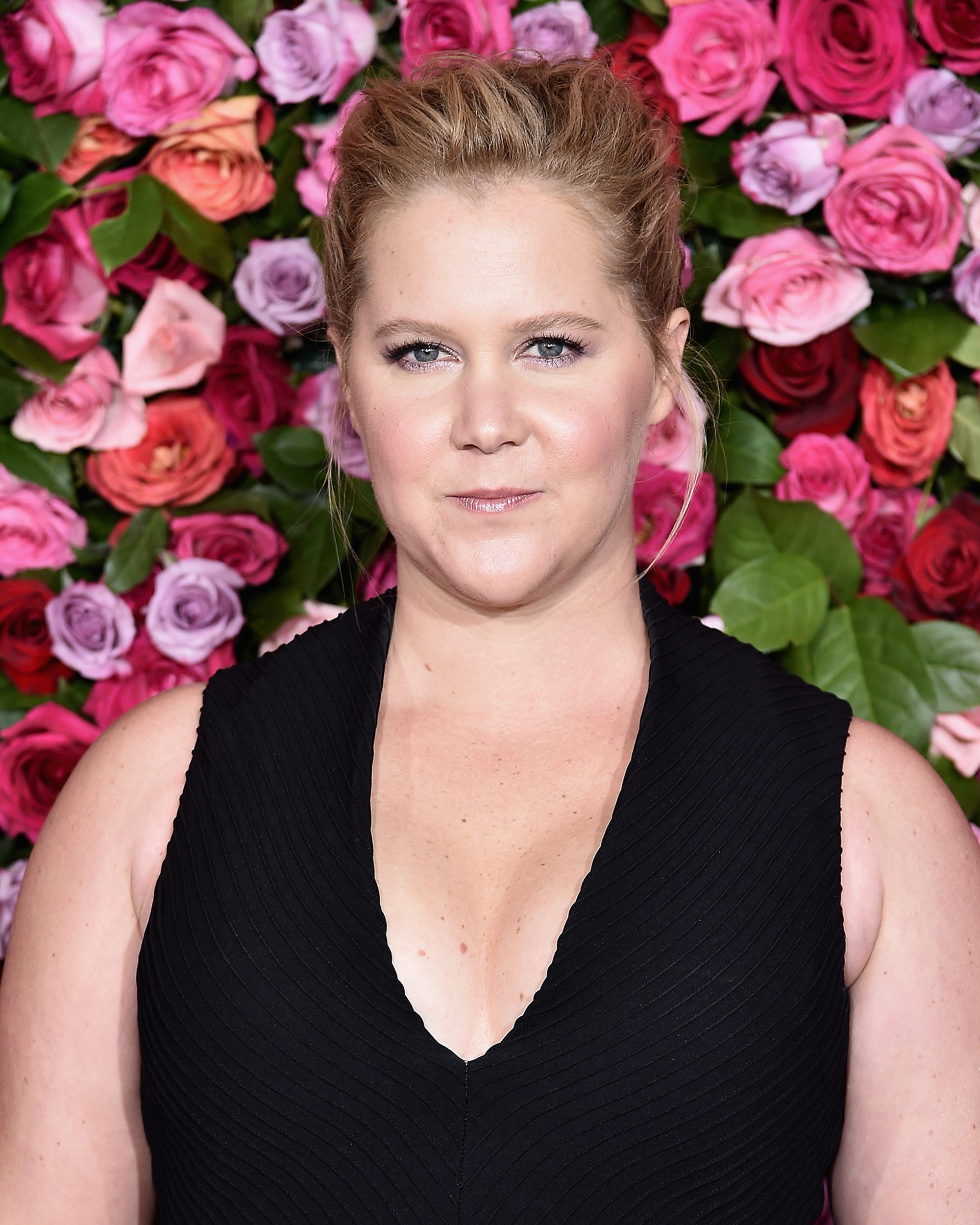 Amy Schumer Responds To Mom Shaming — With Jokes