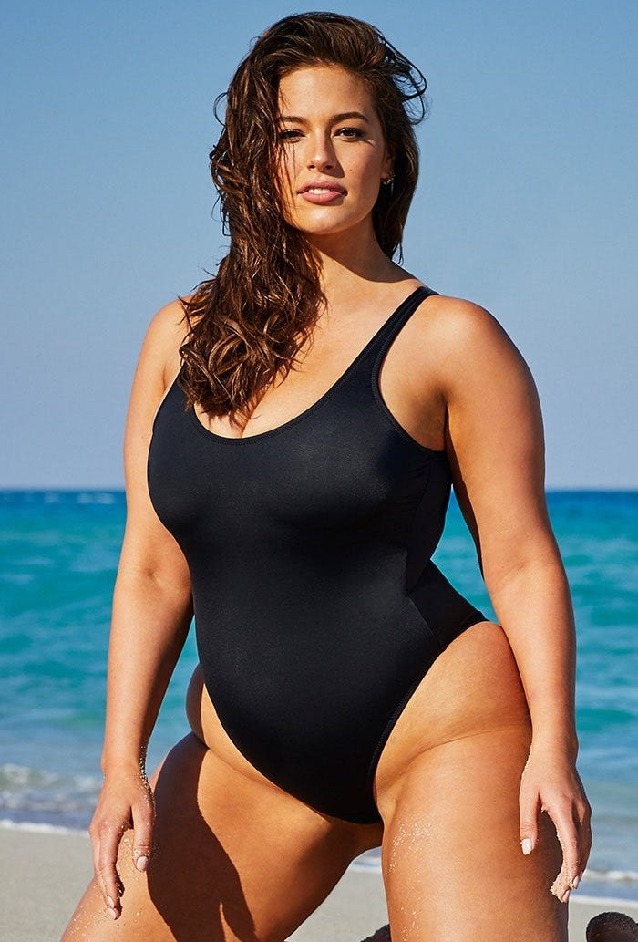 ee7c0ed980c3 Plus Size Women Pick The Best Swimsuits For Summer 2018