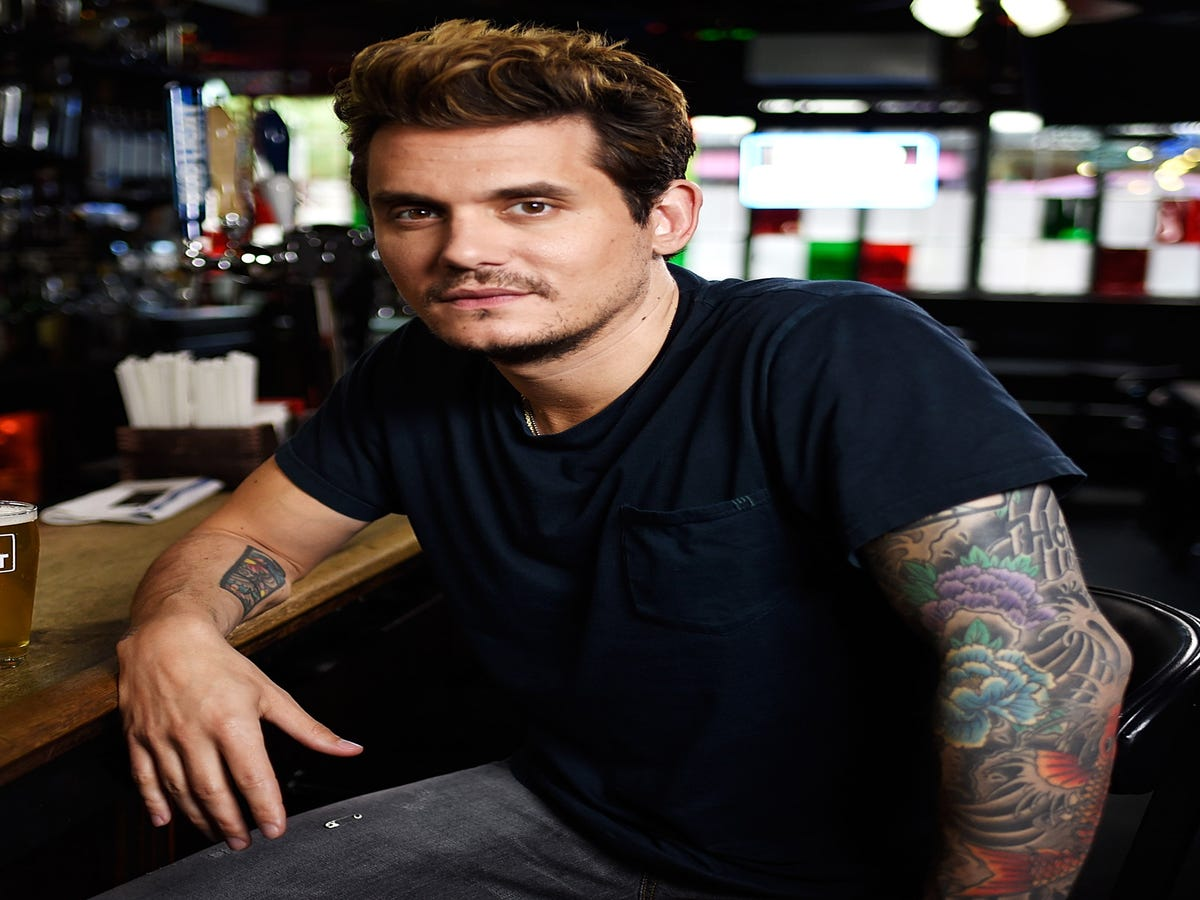 John Mayer Knows A Thing Or Two About Self-Care — & Baths