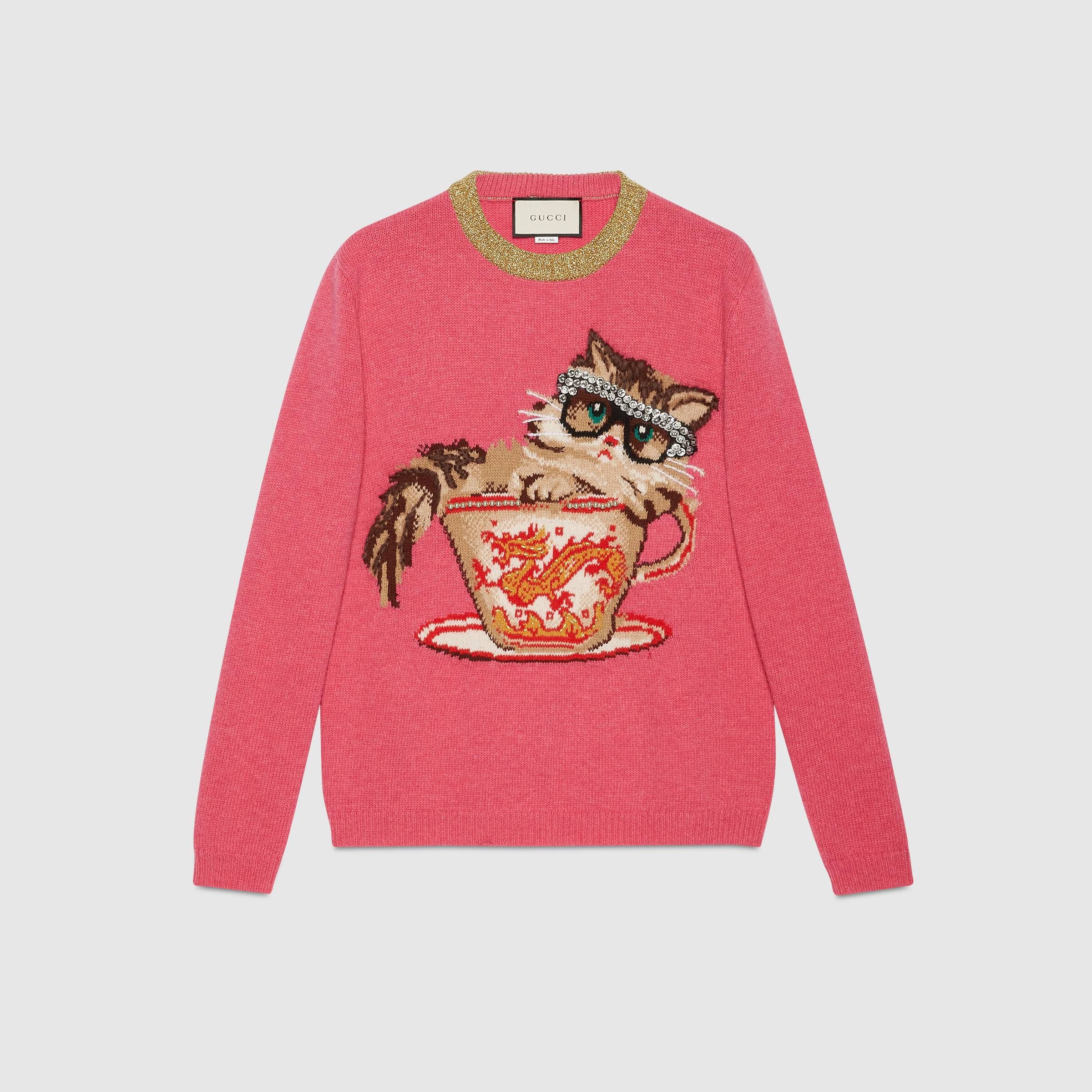 8825a451ffc Gucci Christmas Sweaters