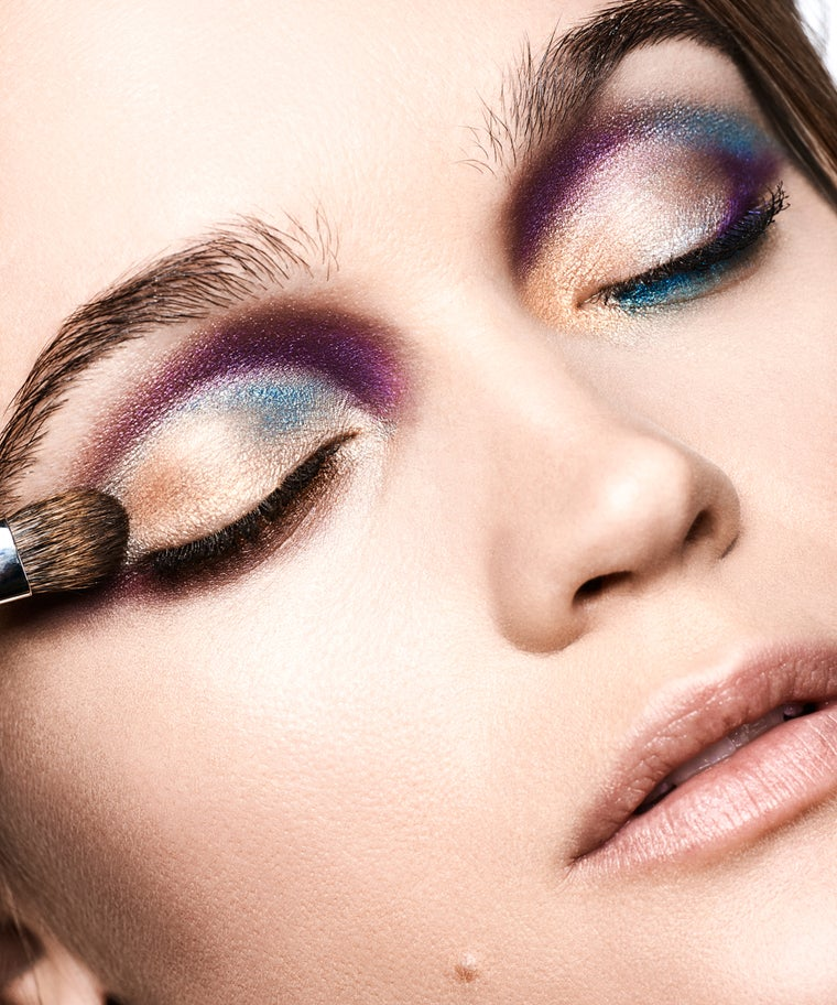 Edgy Makeup Spring Beauty Trends