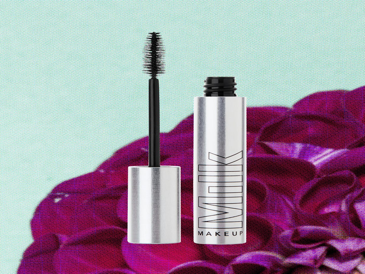 You Won t Believe The Secret Ingredient In Milk Makeup s New Mascara