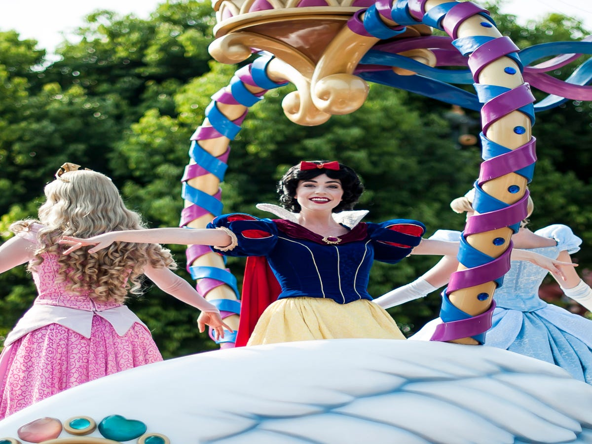 What It s Really Like To Be A Disney Princess