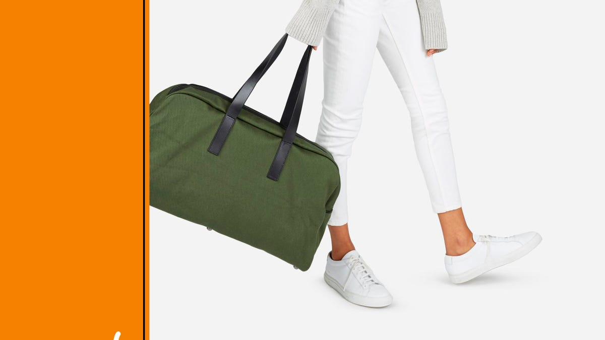 45f998fe47 The Best Travel Bags For Stylish Long Weekend Survival