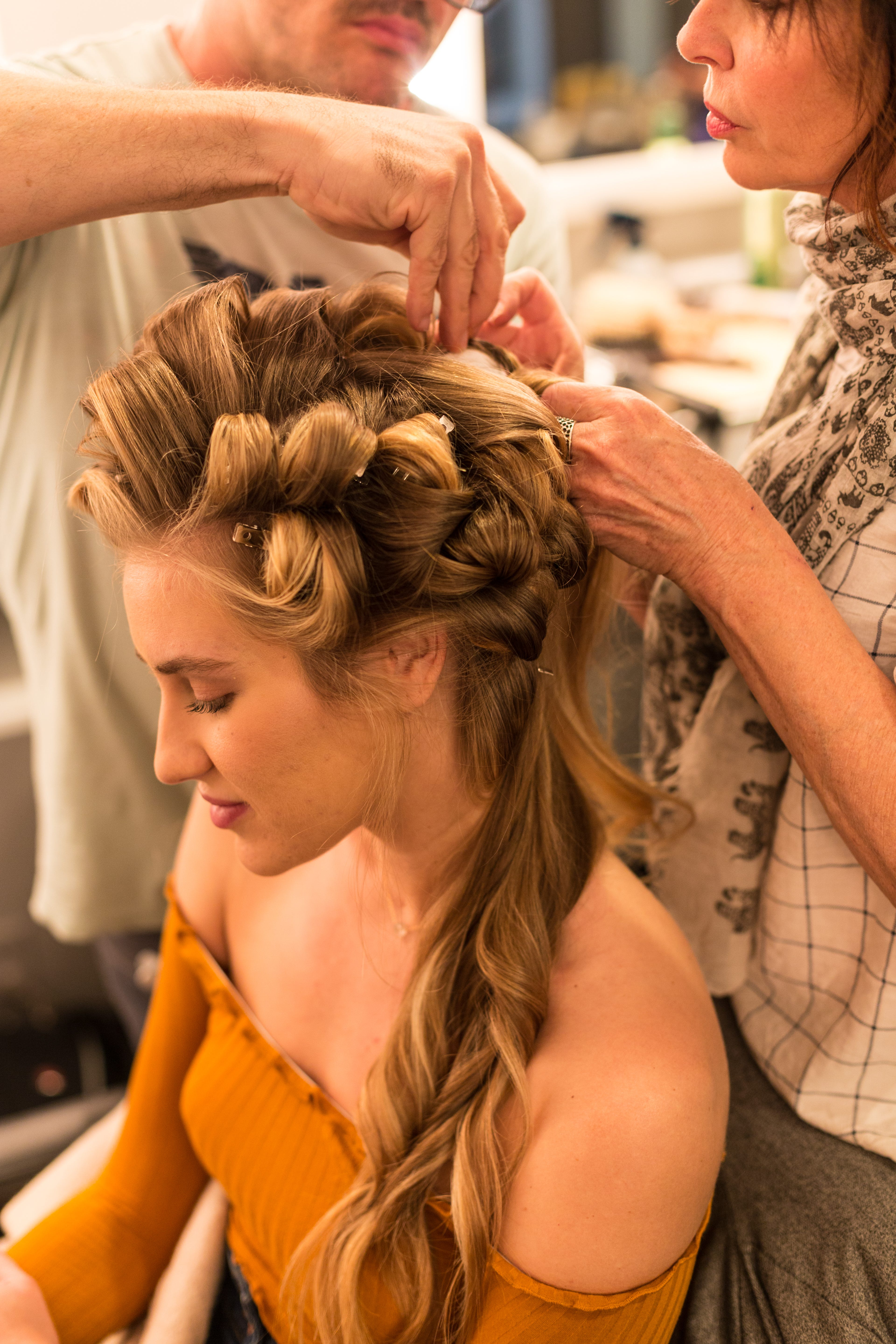 Tricks For Faking Good Hair In Commercials