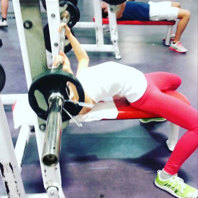 Weight Lifting For Women Instagram Fitness Pictures
