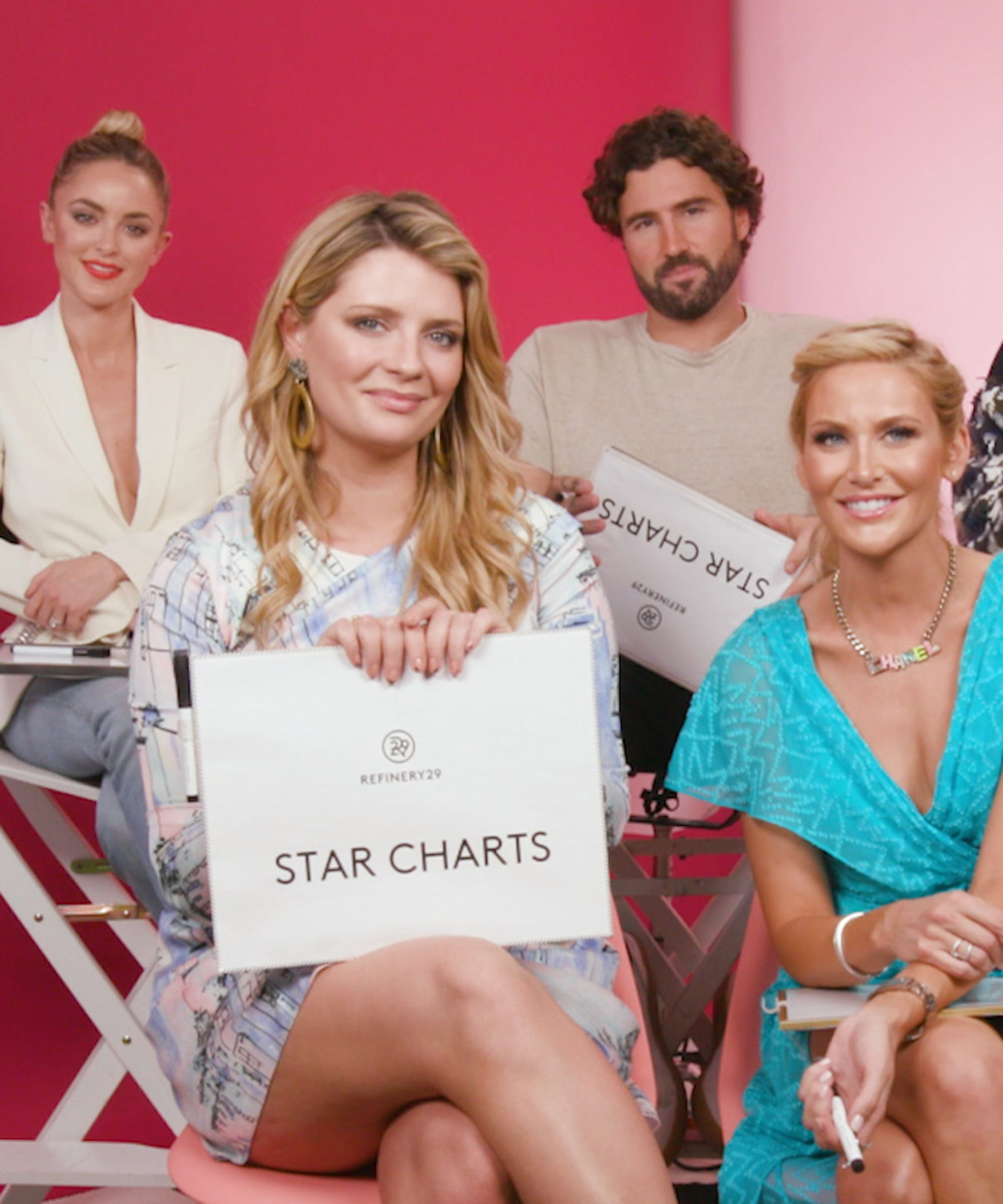 """Do """"The Hills"""" Reboot Cast's Star Charts Mean They're Fated For Drama?"""