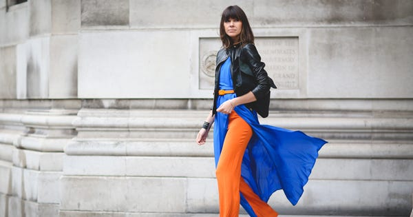 70 Style Lessons From The Streets Of London