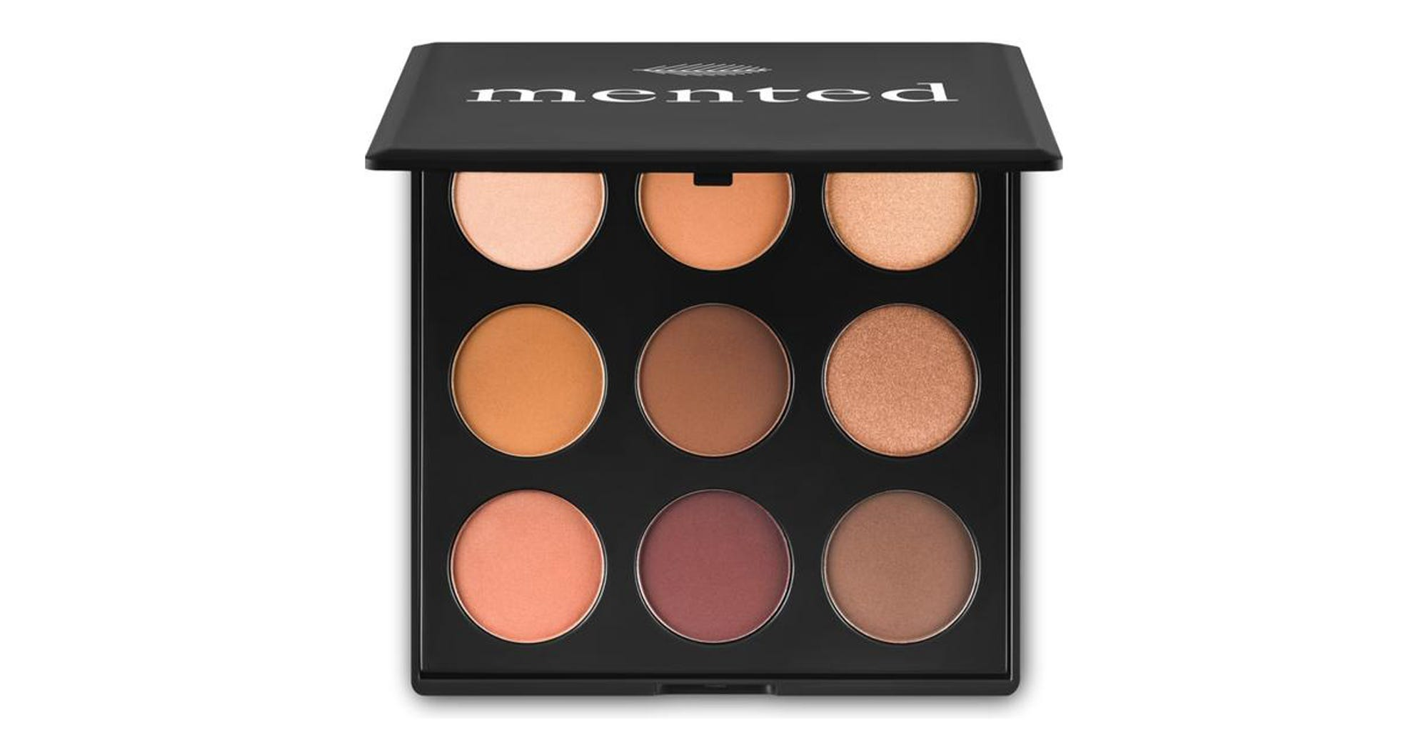 Mented Cosmetics' First Eyeshadow Palette Keeps Selling Out